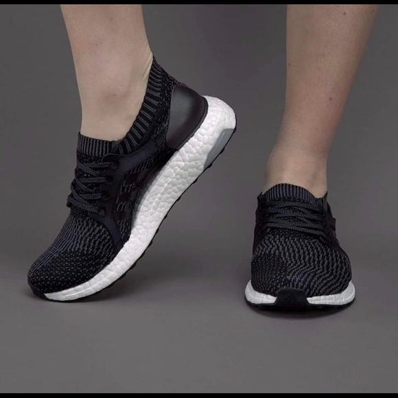 Adidas Shoes - Adidas Ultraboost X Black Gray Running Shoes